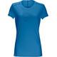 Norrøna /29 Tech Shortsleeve Shirt Women blue